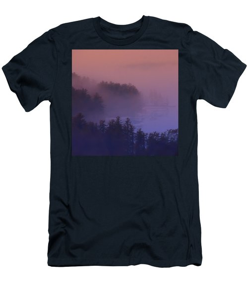 Melvin Bay Fog Men's T-Shirt (Athletic Fit)