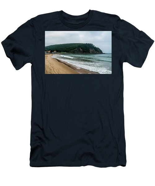 Surf Some Waves Men's T-Shirt (Athletic Fit)