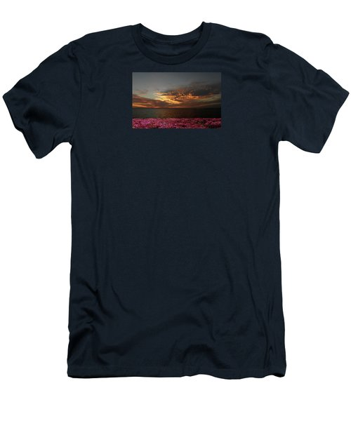 Men's T-Shirt (Slim Fit) featuring the photograph 4380 by Peter Holme III