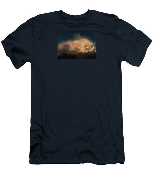 Men's T-Shirt (Slim Fit) featuring the photograph 4382 by Peter Holme III
