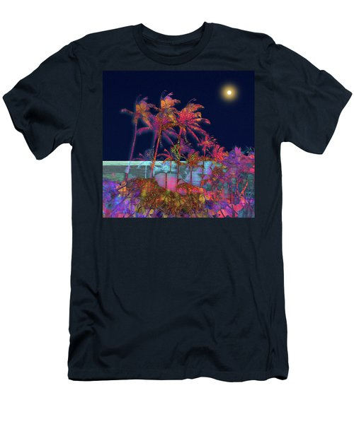 Men's T-Shirt (Athletic Fit) featuring the photograph 4461 by Peter Holme III
