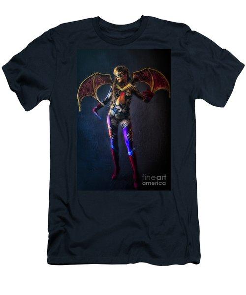 Bodypainting Men's T-Shirt (Athletic Fit)