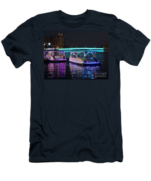 The 2016 Kaohsiung Lantern Festival Men's T-Shirt (Athletic Fit)