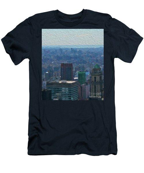 8-18-3057b Men's T-Shirt (Athletic Fit)