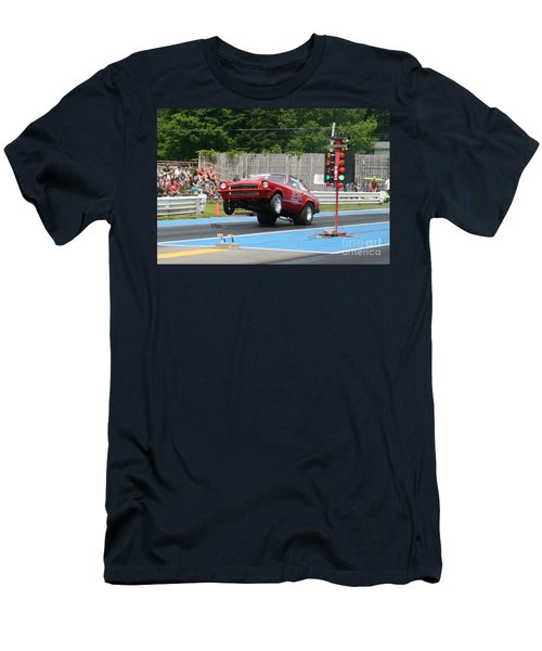 8853 06-15-2015 Esta Safety Park Men's T-Shirt (Athletic Fit)