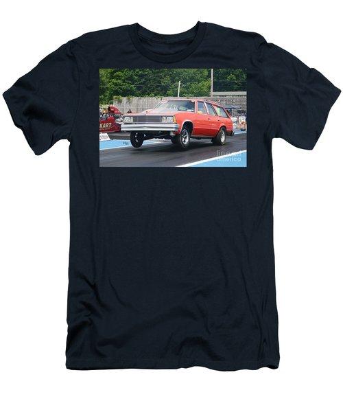 8877 06-15-2015 Esta Safety Park Men's T-Shirt (Athletic Fit)