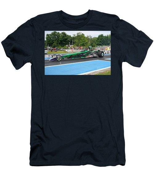 8886 06-15-2015 Esta Safety Park Men's T-Shirt (Athletic Fit)