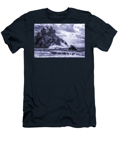 A Blustery Day Men's T-Shirt (Athletic Fit)