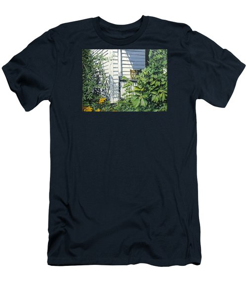 A Corner Of Summer Men's T-Shirt (Athletic Fit)