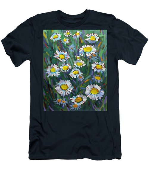 A Daisy A Day Men's T-Shirt (Athletic Fit)