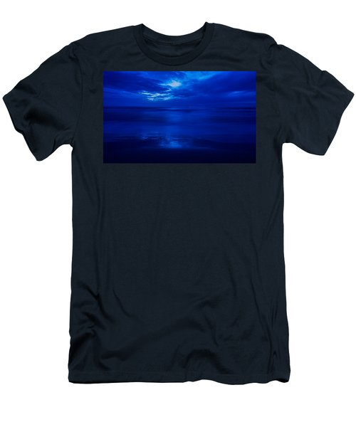 A Dark, Inky Sea Men's T-Shirt (Athletic Fit)
