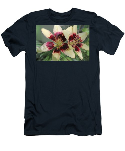 A Lily Among The Thorns Men's T-Shirt (Athletic Fit)