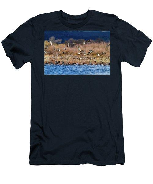 A Mixed Bag Men's T-Shirt (Athletic Fit)