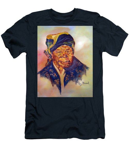 A Mothers Pride Men's T-Shirt (Slim Fit) by Raymond Doward