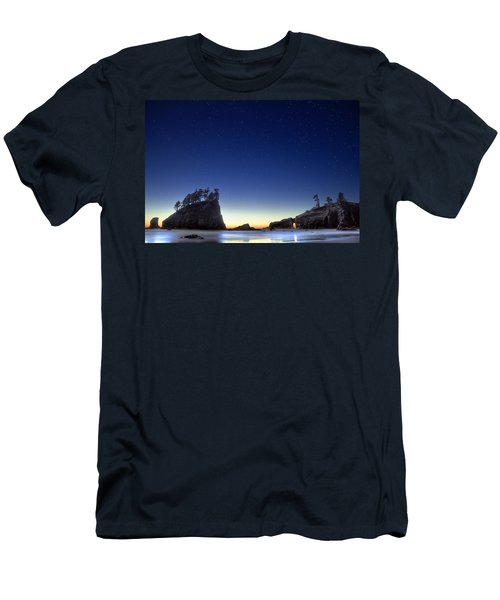 Men's T-Shirt (Slim Fit) featuring the photograph A Night For Stargazing by William Lee