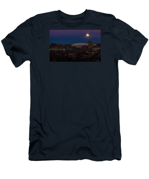 A Night To Remember Men's T-Shirt (Slim Fit) by Everet Regal