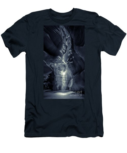 A Phantom Emerges From Antelope Canyon Men's T-Shirt (Athletic Fit)