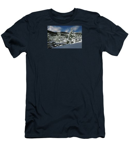 A Place In The Winter Sun Men's T-Shirt (Athletic Fit)