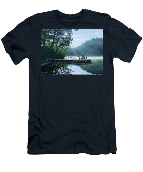 A Place To Ponder Men's T-Shirt (Athletic Fit)