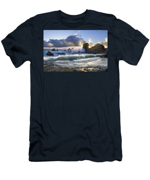 A Whisper In The Wind Men's T-Shirt (Athletic Fit)