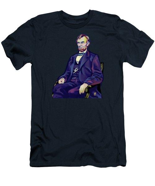 Abe Men's T-Shirt (Athletic Fit)