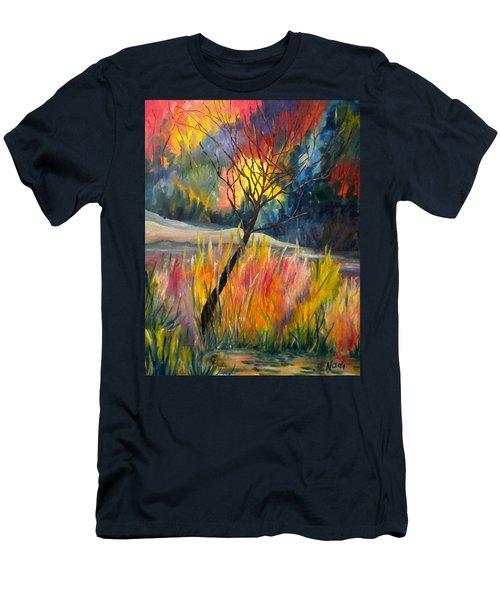 Ablaze Men's T-Shirt (Athletic Fit)
