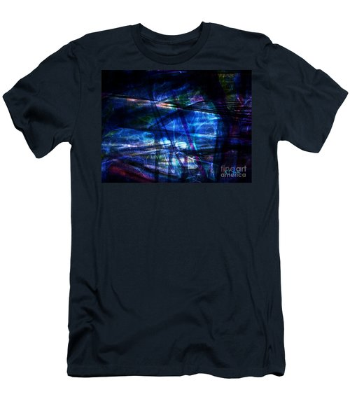 Abstract-20a Men's T-Shirt (Athletic Fit)