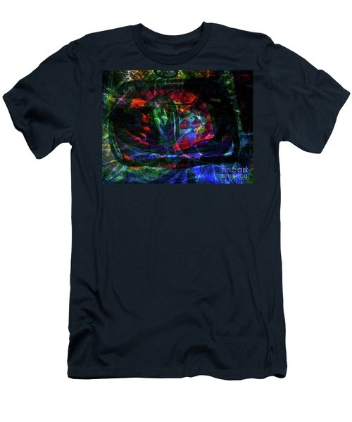 Abstract-34 Men's T-Shirt (Athletic Fit)