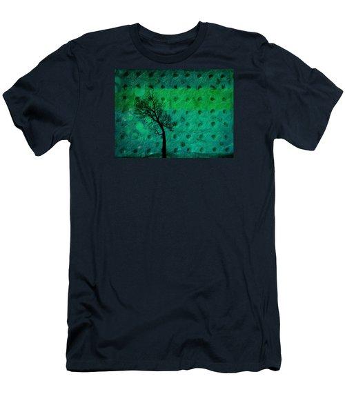 Abstract #7 Men's T-Shirt (Athletic Fit)