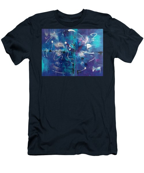 Abstract I Men's T-Shirt (Athletic Fit)