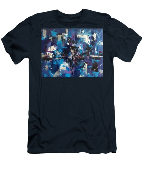 Abstract II Men's T-Shirt (Athletic Fit)