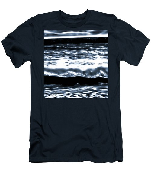 Abstract Ocean Men's T-Shirt (Athletic Fit)