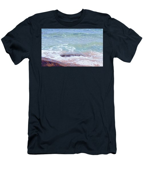 African Seashore Men's T-Shirt (Athletic Fit)