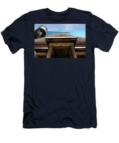 Ago 1 Men's T-Shirt (Slim Fit) by Andrew Fare