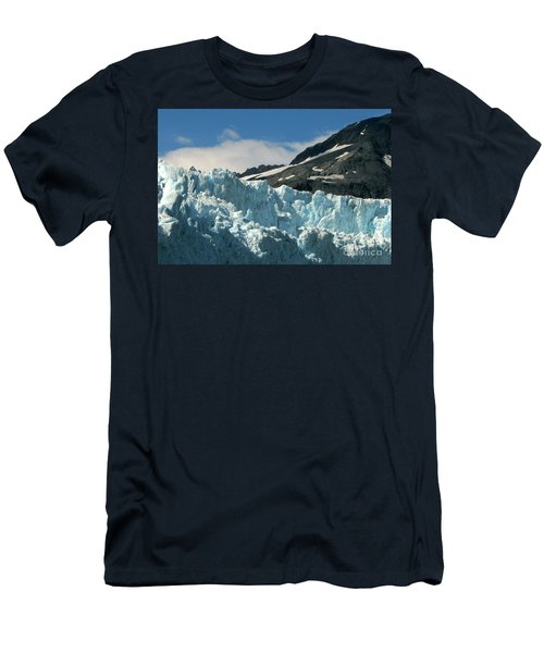 Aialik Glacier Men's T-Shirt (Athletic Fit)