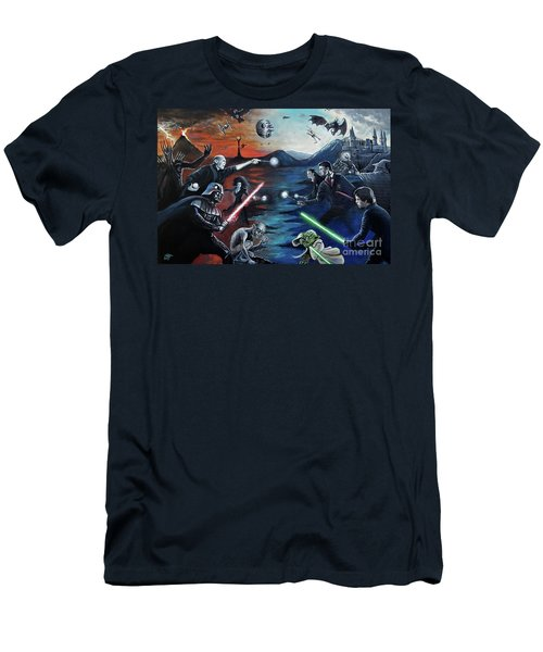 All Out War Men's T-Shirt (Athletic Fit)