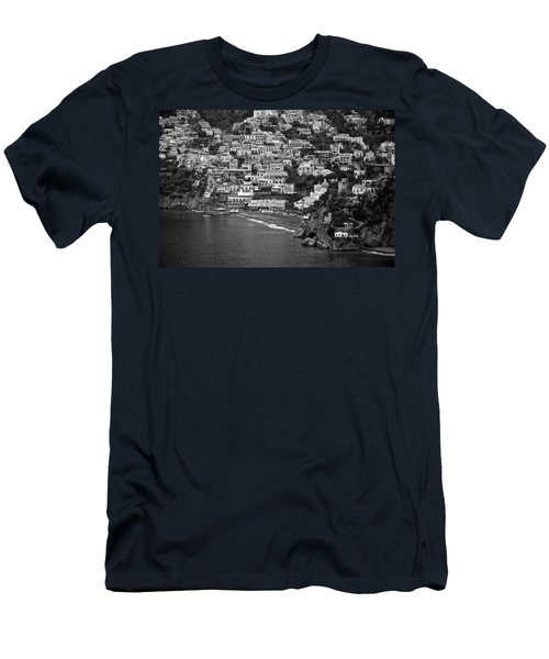 Amalfi's Positano Men's T-Shirt (Athletic Fit)
