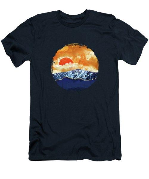 Amber Dusk Men's T-Shirt (Slim Fit) by Katherine Smit