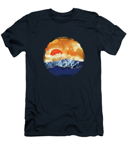 Amber Dusk Men's T-Shirt (Athletic Fit)