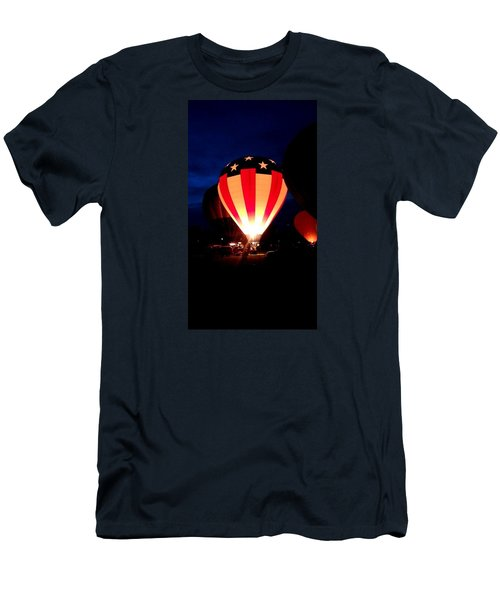 American Balloon Men's T-Shirt (Athletic Fit)