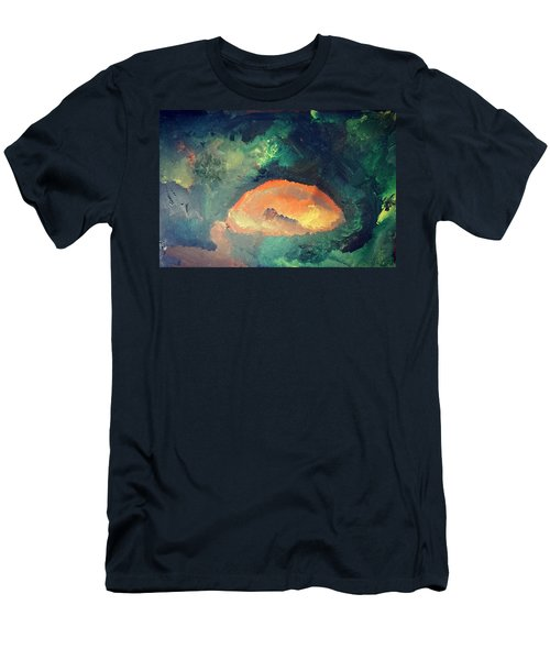Amsterdam Sunrise Men's T-Shirt (Athletic Fit)