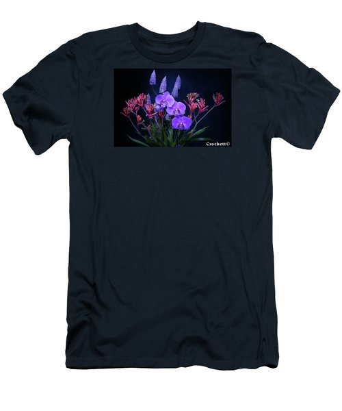 An Aussie Flower Arrangement Men's T-Shirt (Athletic Fit)