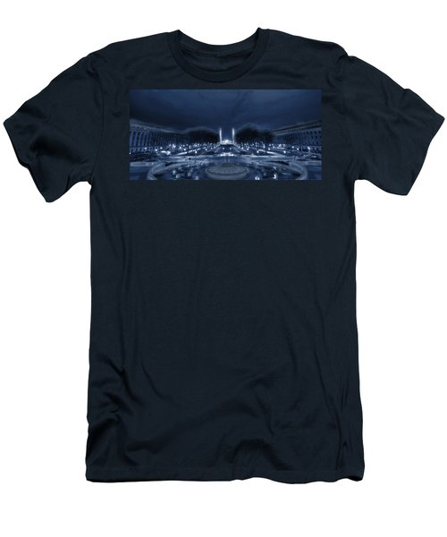 An Evening At The Capitol Men's T-Shirt (Athletic Fit)