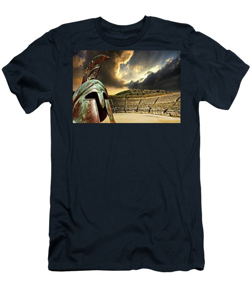 Ancient Greece Men's T-Shirt (Athletic Fit)