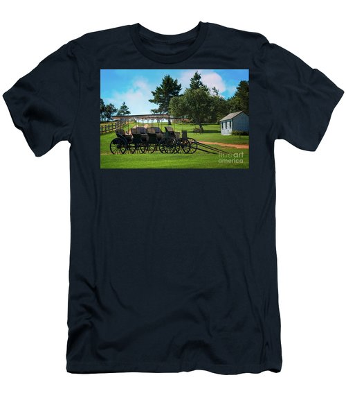 Anne Of Green Gables Men's T-Shirt (Athletic Fit)