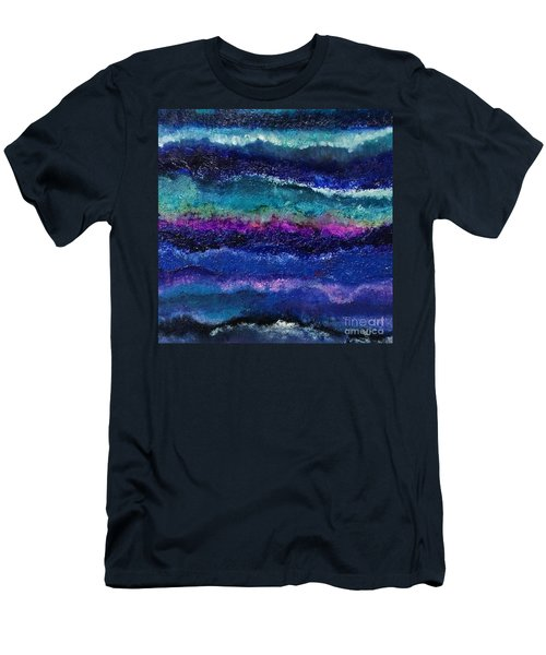 Anne's Abstract Men's T-Shirt (Athletic Fit)