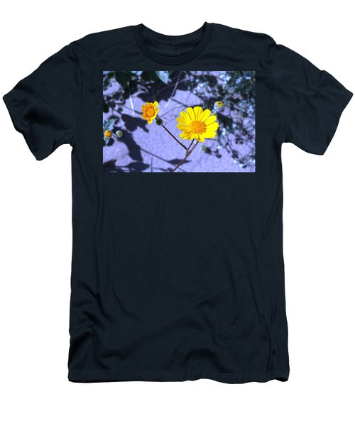 Anza Flower Men's T-Shirt (Athletic Fit)