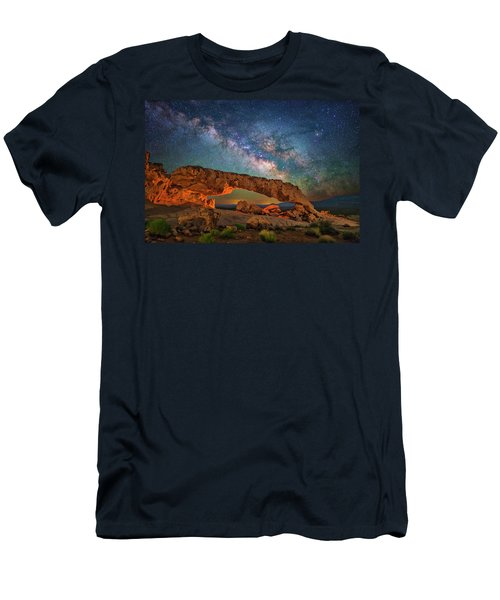 Arching Over The Arch Men's T-Shirt (Athletic Fit)