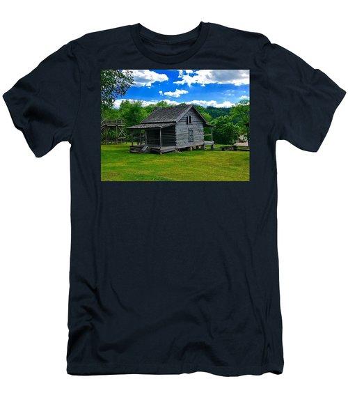 Arkansas Travels Men's T-Shirt (Slim Fit)
