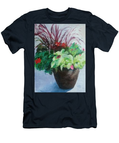 Arrangement Men's T-Shirt (Athletic Fit)